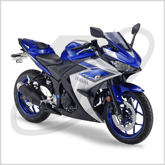 Yzf r25 tropicana motorworld for Yamaha yzf r25